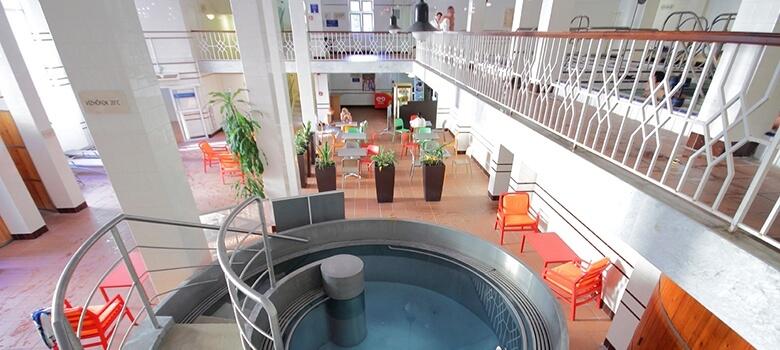 Sankt Lukács: ein hygienisches und sauberes Heilbad