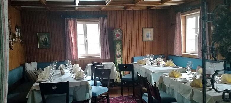 Loystubn im Hotel Pulverer Bad Kleinkirchheim