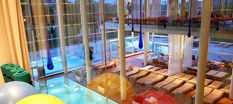Spa Resort Styria Wellnessbereich