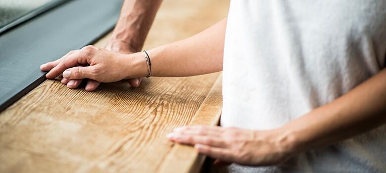 Romantische Zweisamkeit im Wellnessbereich der Therme Fohnsdorf