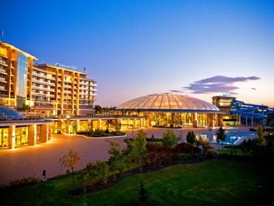 Aquaworld Hotel Budapest****