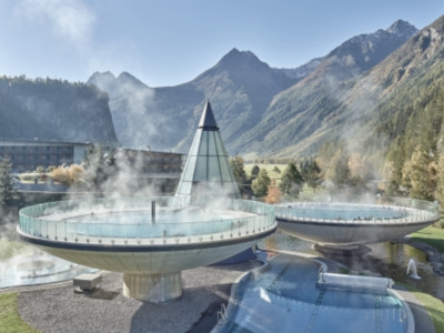 AQUA DOME - Tirol Therme Längenfeld (Hotel)