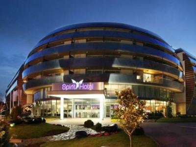 Spirit Hotel Thermal Spa*****superior - Wohlfühlhotel mit Esprit