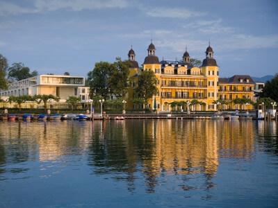 Falkensteiner Schlosshotel Velden*****