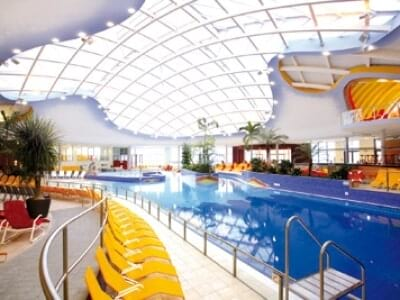 H2O Hotel Therme Resort Sebersdorf