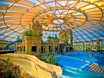 Aquaworld Resort Budapest - Ein Resort der VAMED Vitality World